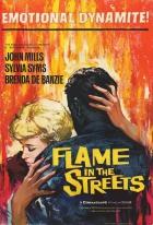 Plameny v ulicích