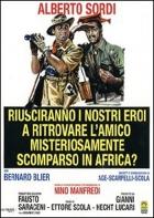 Africké dobrodružství (Riusciranno i nostri eroi a ritrovare l'amico misteriosamente scomparso in Africa?)