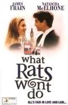 Láska mezi paragrafy (What Rats Won't Do)