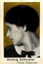 Hedwig Schlichter