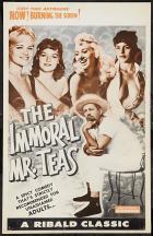 Nemorální pan Teas (The Immoral Mr. Teas)