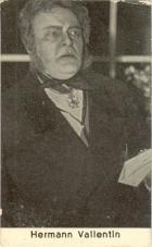 Hermann Vallentin
