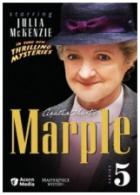 Slečna Marplová V - Modrá pelargonie