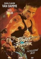 Street Fighter: Poslední boj (Street Fighter: The Ultimate Battle)