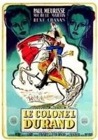 Plukovník Durand (Le colonel Durand)