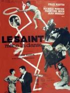 Tanec smrti (Le Saint mène la danse)