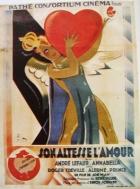 Její Veličenstvo Láska (Son altesse l'amour)