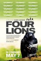 Čtyři lvi (Four Lions)