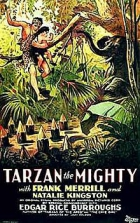Mocný Tarzan (Tarzan the Mighty)