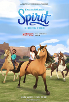 Spirit - volnost nadevše (Spirit: Riding Free)