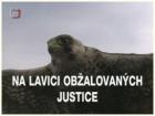 Na lavici obžalovaných justice