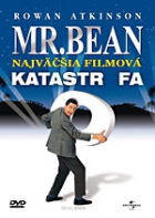 Mr. Bean: Největší filmová katastrofa (Bean)