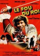 Králova bláznovství (Le fou du roi)