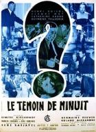 Půlnoční svědek (Le témoin de minuit)