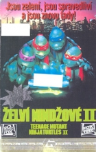 Želví nindžové 2 (Teenage Mutant Ninja Turtles II: The Secret of the Ooze)