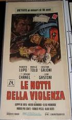 Noční násilí (Le notti della violenza)