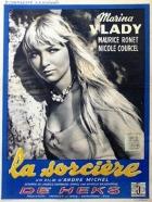 Plavá čarodějnice (La sorcière)