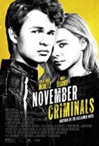 Listopadoví vrazi (November Criminals)