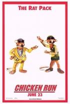 Slepičí úlet (Chicken run)