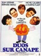 Čtyři na kanapi (Duos sur canapé)