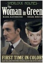 Dáma v zeleném (The Woman in Green)