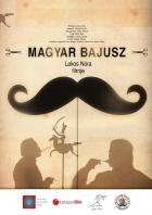 Maďarský knír (Magyar bajusz)