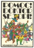 Pomoc! doktor se topí! (Help, de dokter verzuipt!)