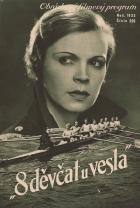 8 děvčat u vesla (8 Mädels im Boot)