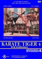 Karate tiger 4: Král kickboxerů (The King of the Kickboxers)