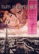 Paříž v měsíci srpnu