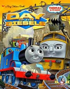 Lokomotiva Tomáš: Diesel má slavný den (Thomas & Friends: Day of the Diesels)