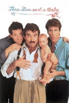 Tři muži a nemluvně (Three Men and a Baby)