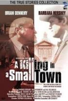 Vražda na malém městě (A Killing in a Small Town)