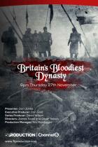Nejkrvavější britská dynastie