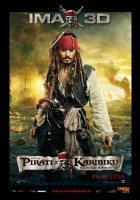 Piráti z Karibiku: Na vlnách podivna (Pirates of the Caribbean: On Stranger Tides)