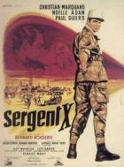 Seržant X (Sergent X)