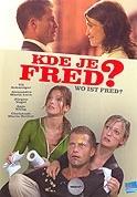 Kde je Fred? (Wo ist Fred?)