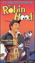 Bláznivá dobrodružství Robina Hooda (The Zany Adventures of Robin Hood)