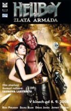 Hellboy II: Zlatá armáda (Hellboy II: The Golden Army)