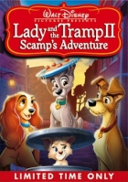 Lady a Tramp II - Scampova dobrodružství (Lady and Tramp II: Scamp's Adventure)