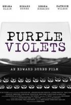 Purpurové květy (Purple Violets)