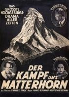 Boj o Matterhorn (Der Kampf ums Matterhorn)