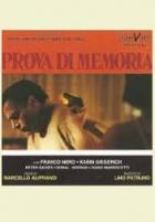 Zkouška paměti (Prova di memoria)