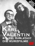 Karl Valentin privat und im Atelier