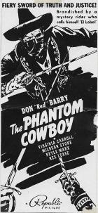 The Phantom Cowboy