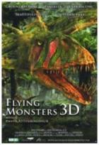Létající monstra s Davidem Attenboroughem 3D