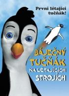 Báječný tučňák na létajících strojích (Piper Penquin And His Fantastic Flying Mach)