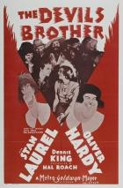 Laurel a Hardy - Ďáblův bratr (The Devil's Brother)