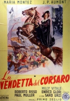 Korzárova pomsta (La vendetta del corsaro)
