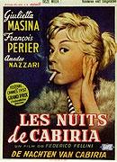 Cabiriiny noci (Le notti di Cabiria)